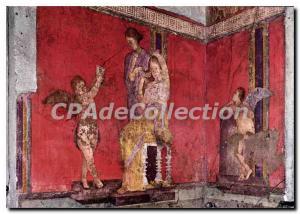 Postcard Modern Pompei Villa dei Misteri Toeietta Nuziate
