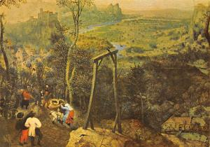 P Breughel - The Magpie on the Gallows