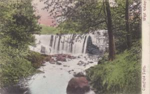 WEST CALDER, West Lothian, Scotland, PU-1906; Limefield Falls