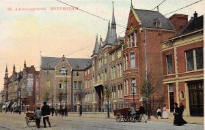St. Antoniusgesticht, Rotterdam, Netherlands, Early Postcard, Unused