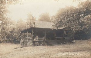 RP: JAFFREY , New Hampshire, 1910-20s; Hudson Cottage, The Ark