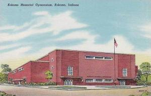 Indiana Kokomo Memorial Gymnasium