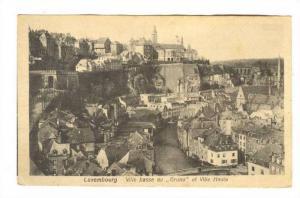 Ville Basse Du Grund Et Ville Haute, Luxembourg, 1900-1910s