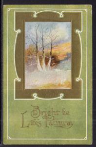 Bright Be Life's Pathway Scene