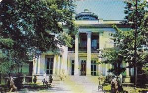 Tennessee Nashville Acklen Hall