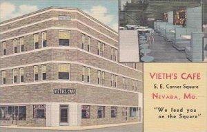 Missouri Nevada Vieths Cafe