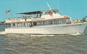American Patriot Sight Seeing Cruises, 1940-60s, Newport News, Virginia