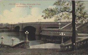 Indiana  Indianapolis 30th Street Bridge Riverside Park