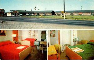 New York Buffalo Webster's Motel Kourt