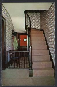 Walnut Stairway,Abraham Lincoln's Home,Springfield,IL