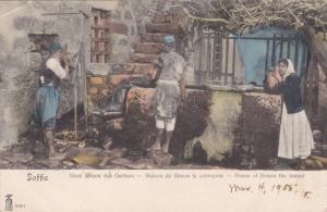 JAFFA  , Israel  , PU-1905 : Haus Simon des Gerbers