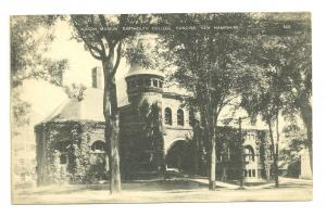 Wilson Museum, Dartmouth College, Hanover, New Hampshire, RPPC