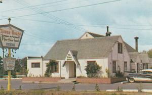 NEWPORT, Oregon, PU-1961 ; The Towne House Restaurant