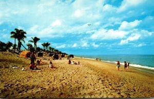 Florida Boynton Beach Beach Scene