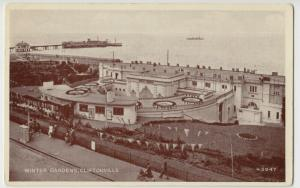 Kent; Winter Gardens, Cliftonville PPC, 1953, To Mrs Fairbourne, Thornton Heath