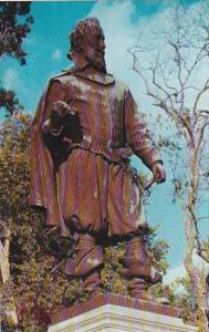 Virginia Jamestown Captain John Smith