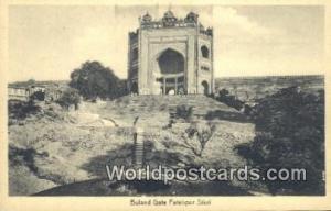 India Buland Gate Fatehpur Sikri  Buland Gate Fatehpur Sikri