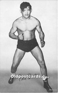 Pete Bartu, Wrestler Wrestling Unused
