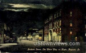 Jackson Street Augusta GA 1914