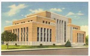 Court House , Tucumcari, New Mexico, 30-40s