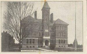 ST. THOMAS, Ontario, Canada, 1904 ; Collegiate Institute , V-2