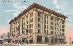 Hotel Rainbow , GREAT FALLS , Montana , 00-10s
