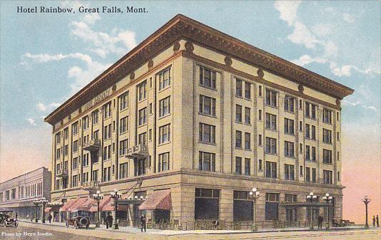 Hotel Rainbow , GREAT FALLS , Montana , 00-10s