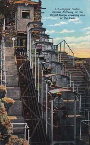 Rail Cars, Upper Station Incline Railway, Royal Gorge, Colorado, 00-10's