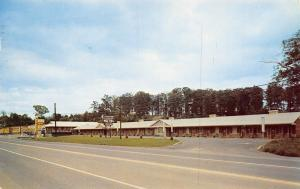 Knoxville Tennessee~Lakeview Gardens~Restaurant & Motel~Chapman Highway~1959 PC