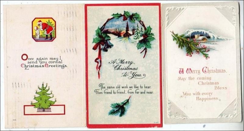 Xmas - 3 - Christmas Cards