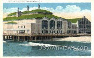 New Casino in Asbury Park, New Jersey