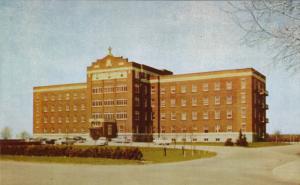 St. Charles Hospital, ST. HYACINTHE, Quebec, Canada, 40-60´s