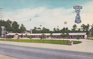 Travelers Hotel Florence South Carolina 1958