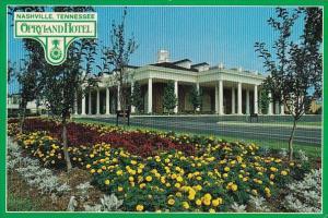 Tennessee Nashville Opryland Hotel 1985