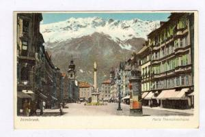 Maria Theresienstrasse, Innsbruck, Tyrol, Austria, 1900-1910s