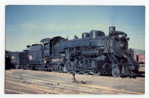 Postcard Chicago, Burlington & Quincy Railroad Number 4952 Standard View Card