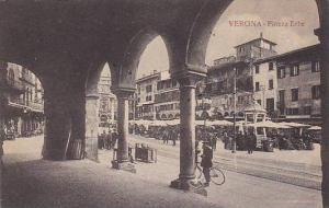 Italy Verona Piazza Erbe