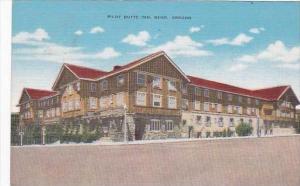 Oregon Bend Pilot Butte Inn 1947