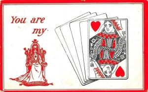 You are my Queen of Hearts 1907