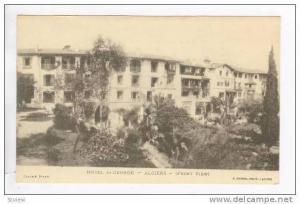 Hotel St. George (Exterior), Algiers, 1900-1910s