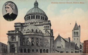 Christian Science Church, BOSTON, Massachusetts, 00-10s