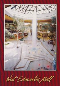 Canada West Edmonton Mall Over 450 Stores And Services In The Worlds Largest ...