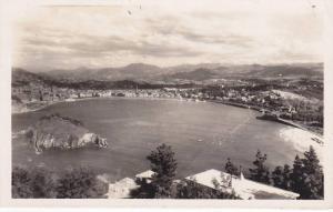 RP; View from Mont Igueldo, San Sebastian, Spain, PU-1952