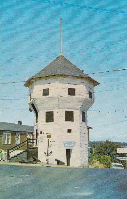 Bastion, NANAIMO, British Columbia, Canada, 40-60´s