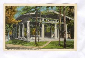 Hall of Philosophy , Chautauqua , Chautauqua, New York, 00-10s