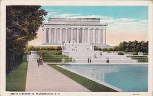 Lincoln Memorial Washington D C