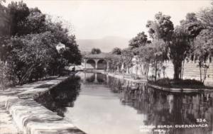 Mexico Cuernavaca Jardin Borda Photo