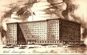 Minnesota Minneapolis Hotel Leamington