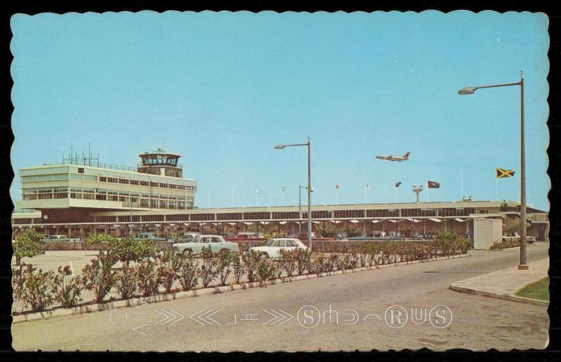 Palisadoes International Airport, Kingston, Jamaica, W.I