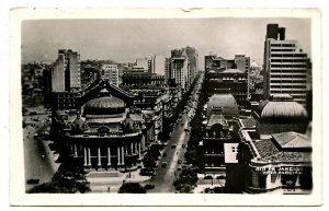 Brazil - Rio de Janeiro. Partial View     *RPPC